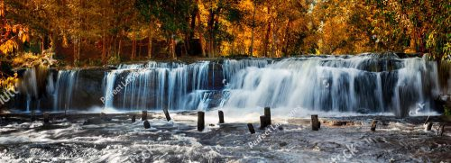 stock-photo-tropical-rainforest-landscape-with-flowing-kulen-waterfall-in-cambodia-two-images-panorama-175933733